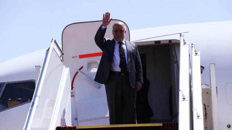 Irakischer Regierungschef zu historischem Besuch in Saudi-Arabien