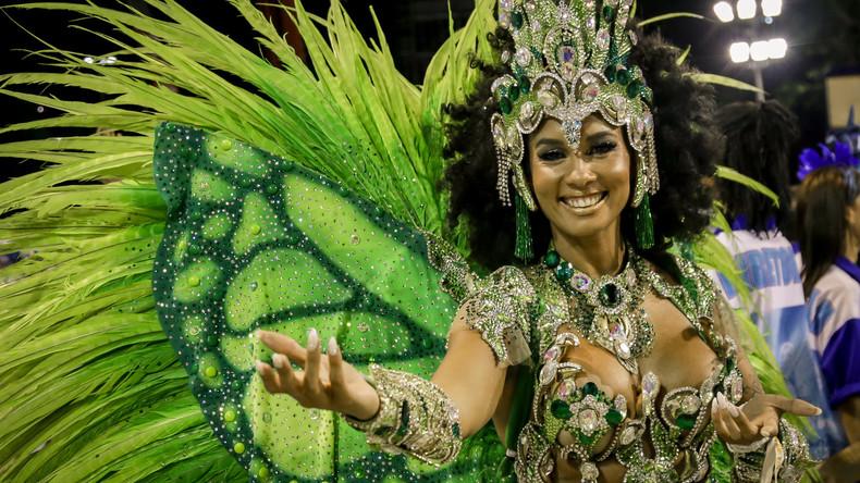 Rios Samba-Karneval droht 2018 auszufallen
