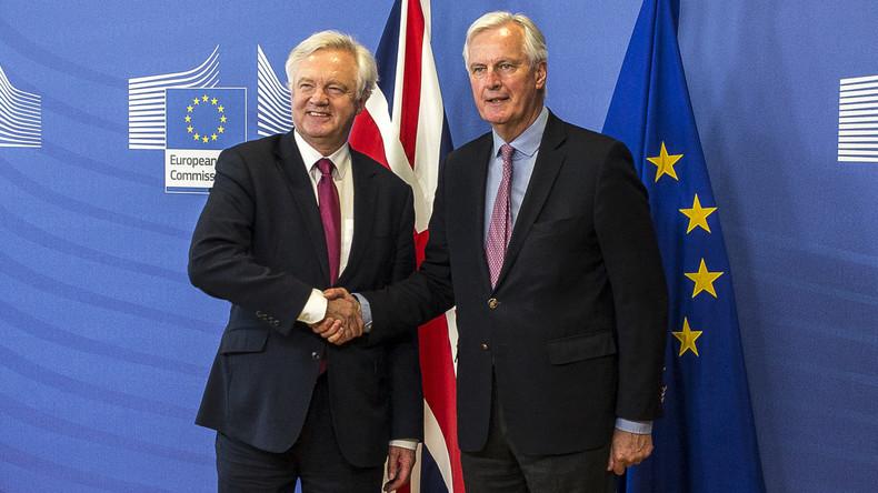 Beide Seiten zuversichtlich nach ersten Brexit-Gesprächen