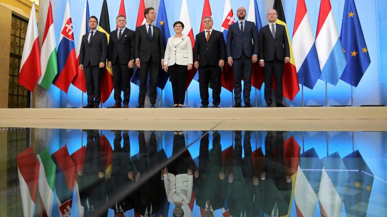 Visegrad-Länder beharren auf Nein zu EU-Flüchtlingsquoten