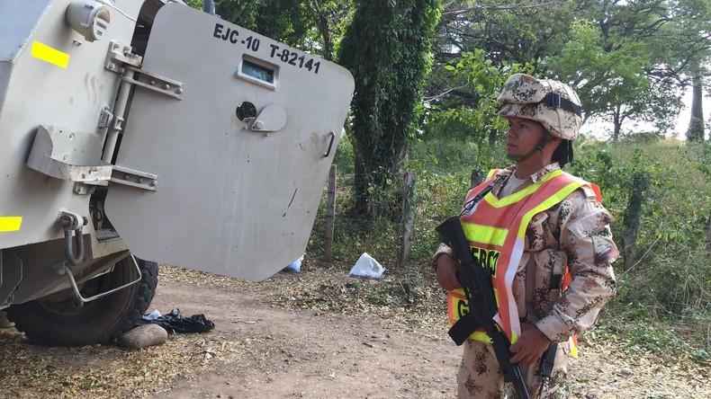 Niederländische Journalisten in Kolumbien entführt