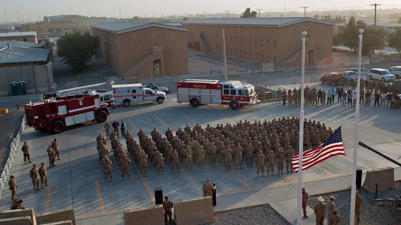 Acht afghanische Wächter von US-Militärbasis bei Kabul getötet