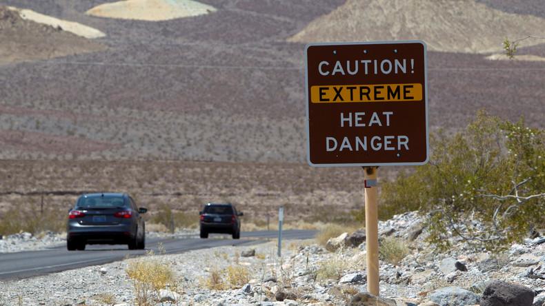 Gefährliche Hitzewelle in den USA führt zu Flugausfällen