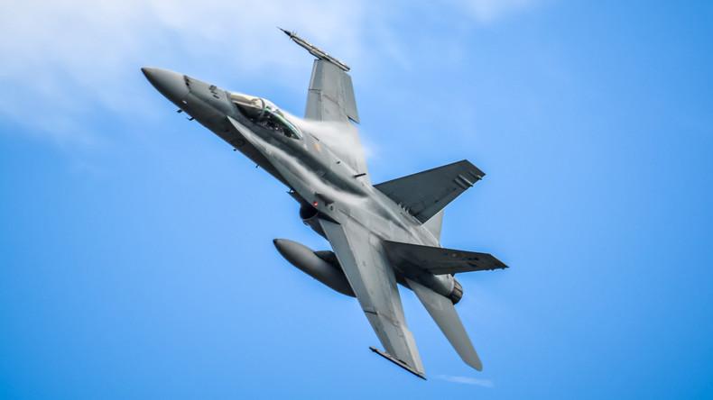 Australien setzt Luftangriffe in Syrien aus