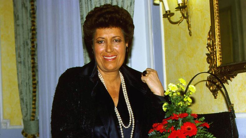 Modeschöpferin Carla Fendi im Alter von 80 Jahren gestorben