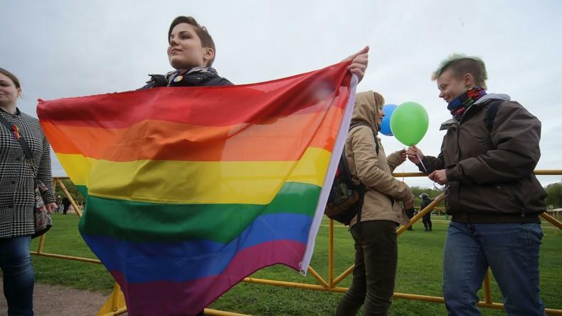 Europäische Gerichtshof für Menschenrechte verurteilt Moskau wegen Anti-Schwulen-Gesetzen