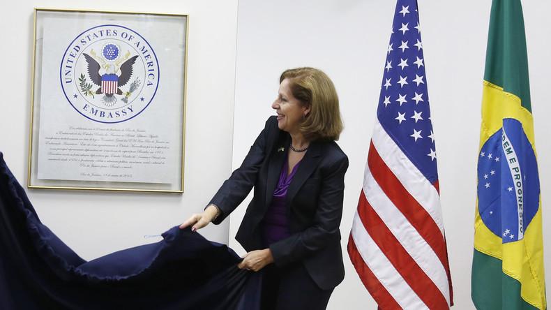 Versehen oder Verfassung? Brasilien veröffentlicht Name des CIA-Chefs im südamerikanischen Land