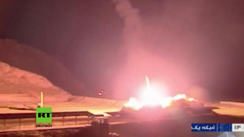 Syrien: Iran serviert dem IS seine versprochene Rache in Form von ballistischen Raketen