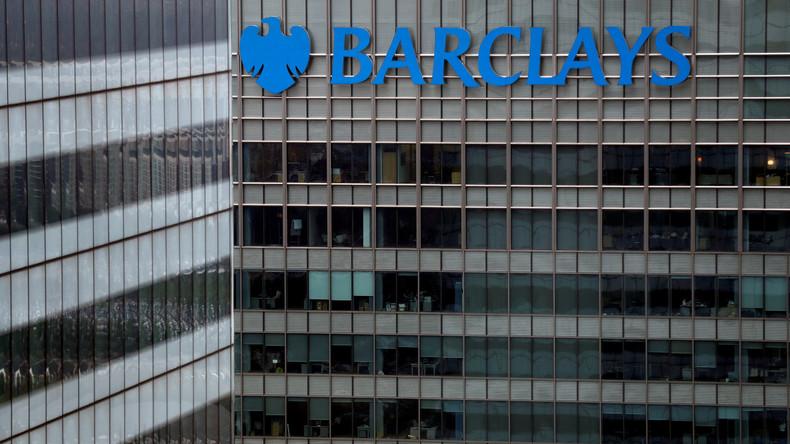 Anklage gegen Barclays und ehemalige Manager wegen Betrugsverdachts