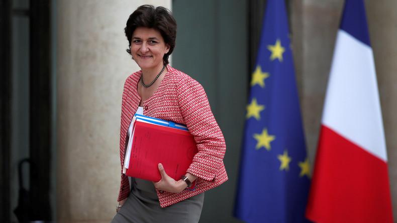 Französische Verteidigungsministerin scheidet aus der Regierung aus