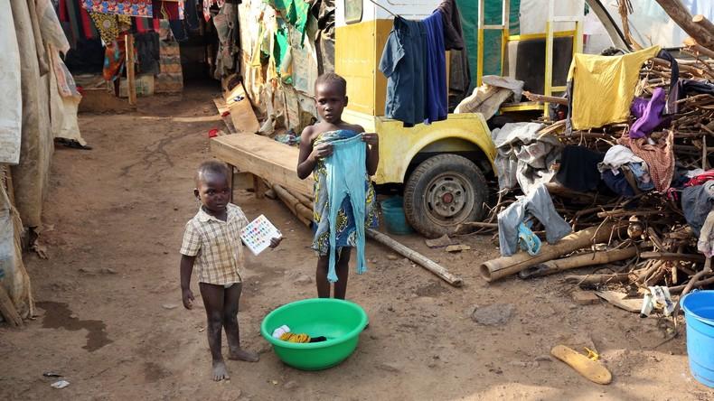 UN müssen wegen Geldmangels Hilfe für Hungernde in Nigeria kürzen