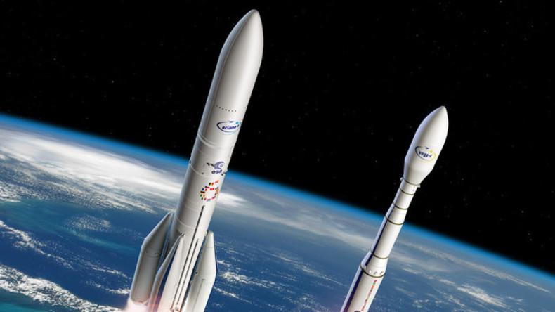 Arianespace bekommt ersten Start-Vertrag für neue Trägerrakete Vega-C