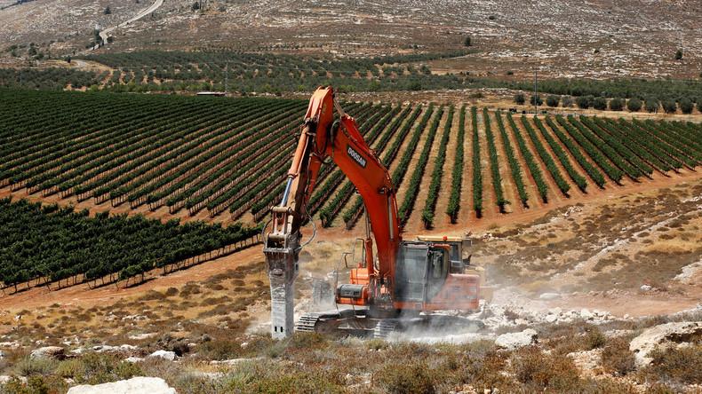 Israel beginnt mit Bau neuer Siedlung - erstmals seit Jahrzehnten