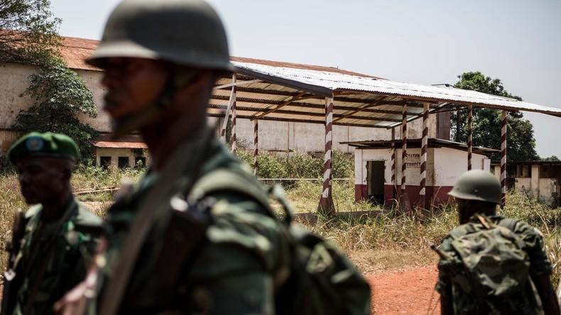 Regierung und Rebellen in Zentralafrika schließen Frieden