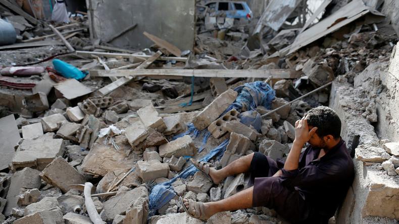 "Krieg gegen den Jemen: ""Double Taps"" - Saudis setzen perfide Taktik gegen Zivilisten ein"