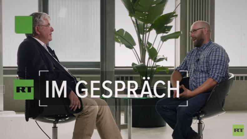 Im Gespräch: Egbert Bülles - Deutschland ein Verbrecherland?