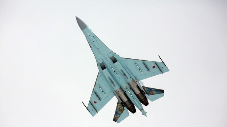 """""""Provokantes"""" Zusammentreffen von US-Spionagemaschine und russischem Jet über Ostsee"""