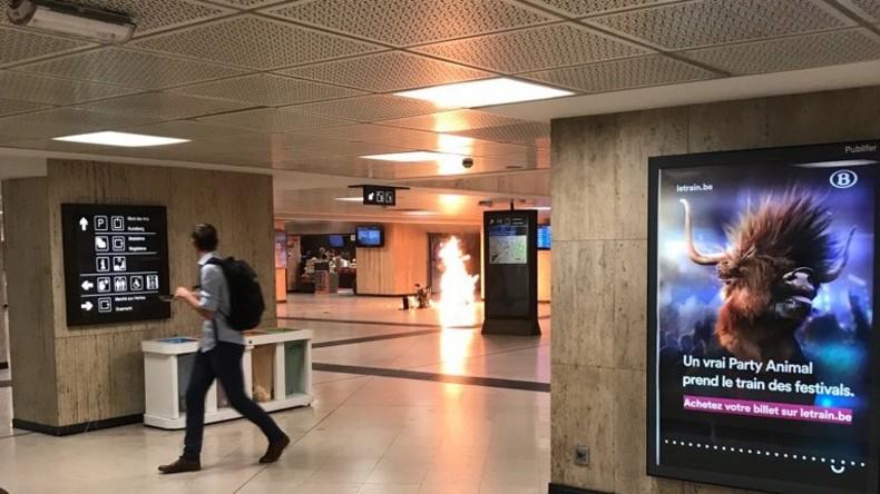 """Staatsanwaltschaft Brüssel: Mann nach Explosion """"neutralisiert"""""""