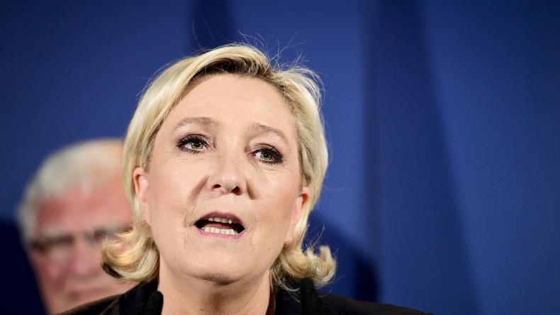 Marine Le Pen vom Vater zum Rücktritt aufgefordert