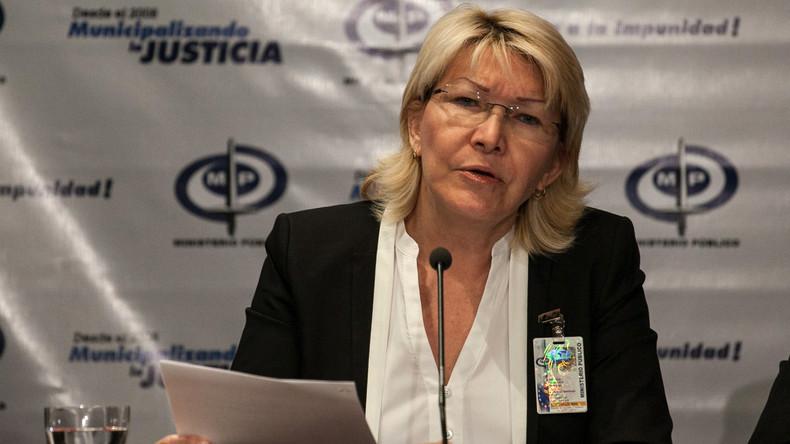 Eskalation in Venezuela: Maduro-Widersacherin droht Absetzung
