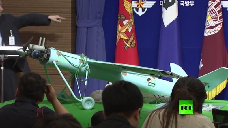 Drohne abgefangen: Hiermit spähte Kim Jong-un US-Raketenschild in Südkorea aus
