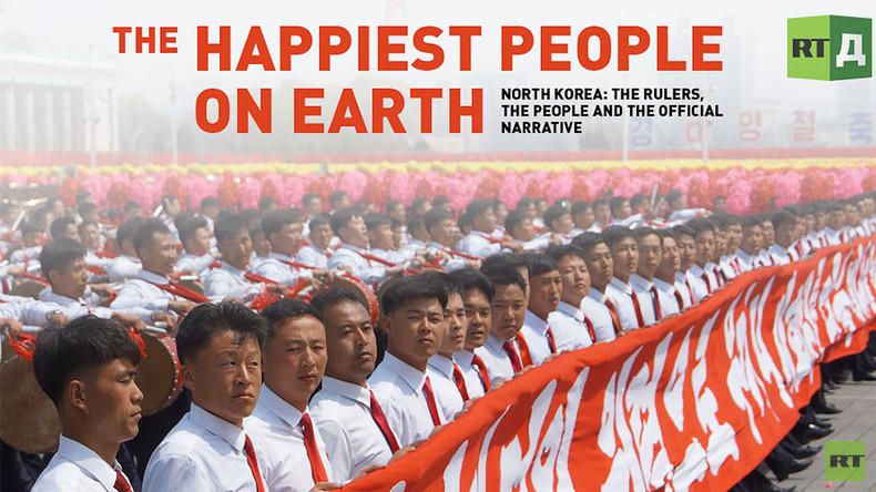 """Exklusive RT-Doku: """"Die glücklichsten Menschen der Erde"""" - Seltene Einblicke in Nordkorea"""