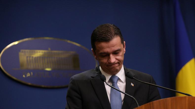 Rumäniens Regierungskoalition wählt eigenen Ministerpräsidenten ab