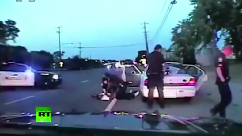 Polizeigewalt in den USA: Video zeigt tödliche Schüsse auf Afroamerikaner vor Vierjähriger