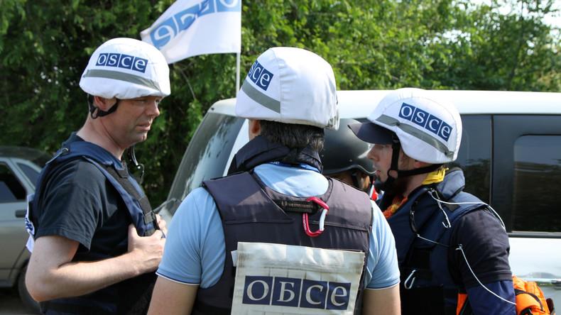 Deutschland stärkt seine Vertretung bei OSZE-Beobachtermission