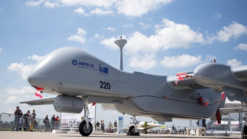 Bundeswehr: Gericht stoppt Killer-Drohnen-Deal mit Israel