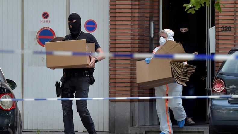 Brüssel: Explosion in Bahnhof war Terrorakt