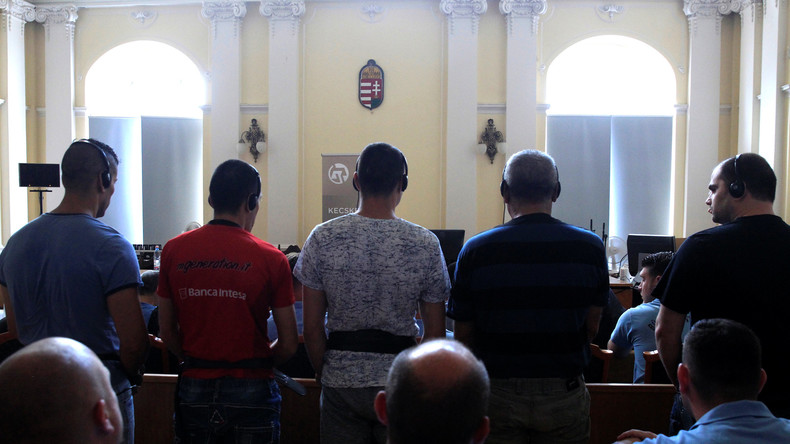 71 Tote im Kühllaster: Mordprozess in Ungarn mit Anklage eröffnet