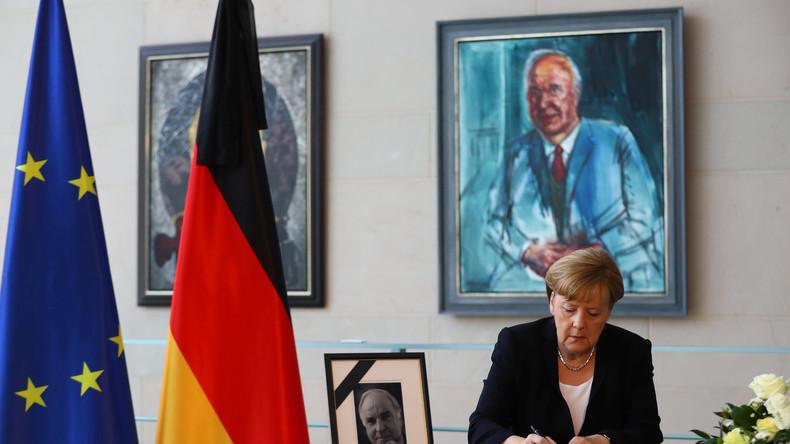 Europäischer Staatsakt: Beinahe wäre Orbán statt Merkel Trauerredner für Kohl geworden
