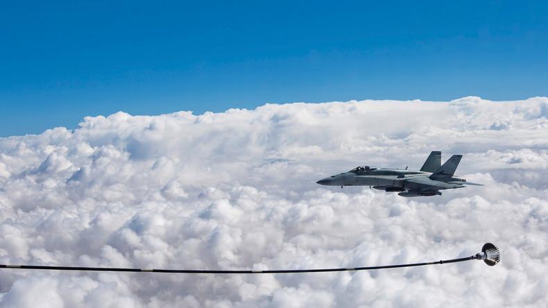 Australien setzt Luftangriffe in Syrien fort