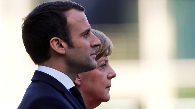 """Macron setzt auf """"Allianz des Vertrauens"""" mit Deutschland"""