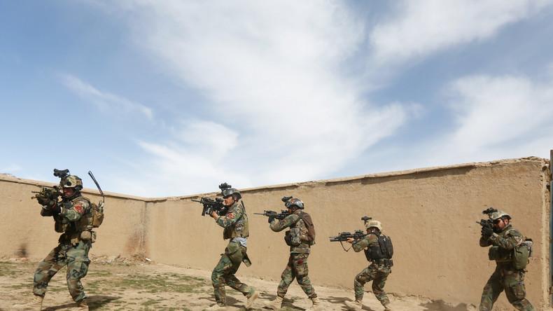 Grüne Uniformen für afghanische Wüste: USA verschwenden 28 Millionen Dollar