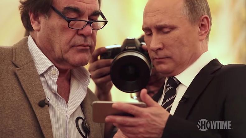 Fake News über angebliches Fake-Video: Oliver Stone weist norwegischen Journalisten in die Schranken