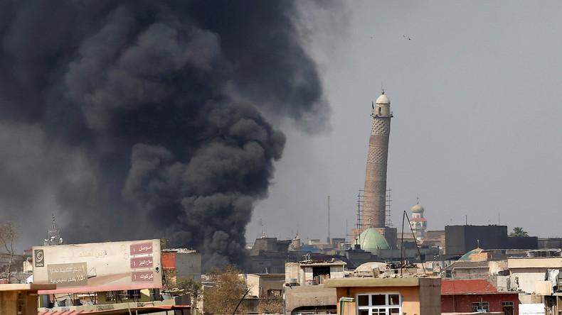 Iraks Premier: Sprengung der Großen Moschee ist Kapitulation des IS