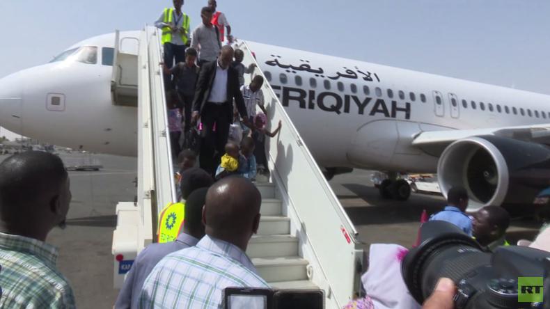 Sudan nimmt Kinder der in Libyen getöteten IS-Terroristen auf