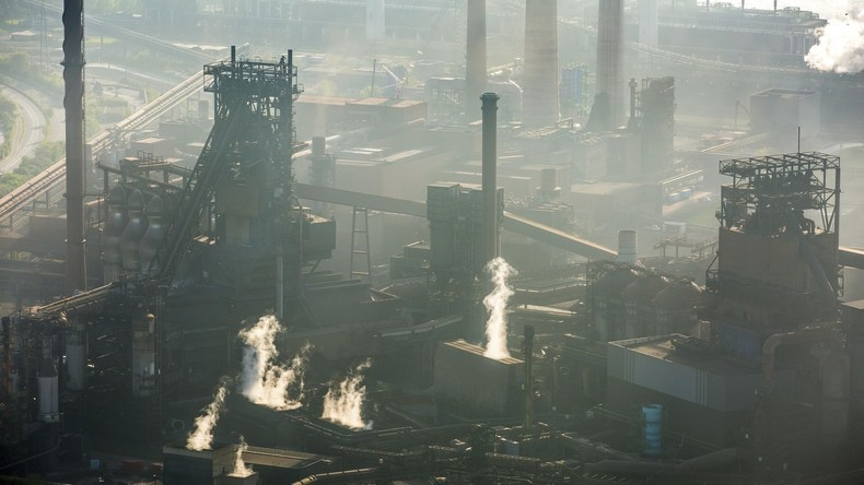 Kommt der Handelskrieg? - Entscheidung der US-Regierung zu Stahlimporten steht kurz bevor