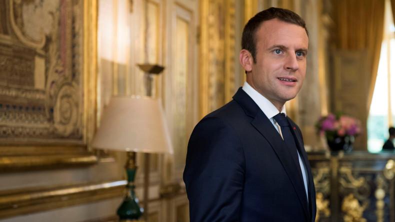 """Frankreich: Macron sieht """"keinen legitimen Nachfolger"""" für Assad - Terrorismus ist gemeinsamer Feind"""