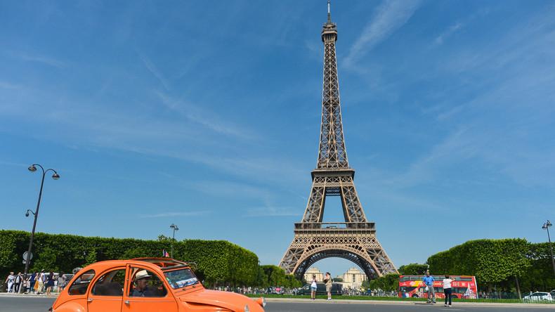 Hitzerekord in Frankreich gebrochen - heißester Juni-Tag seit 1945