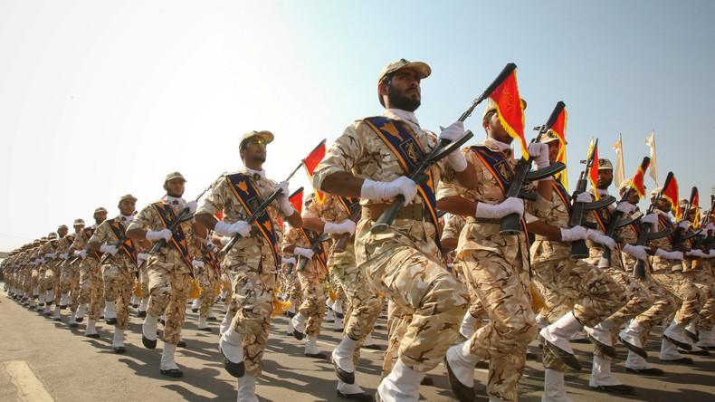 Exklusiv-Interview: Berater der Iranischen Revolutionsgarden redet Klartext zur US-Rolle in Syrien