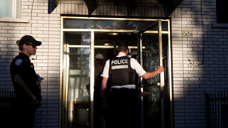 Michigan: Messerattacke auf Polizisten als Terrorakt eingestuft