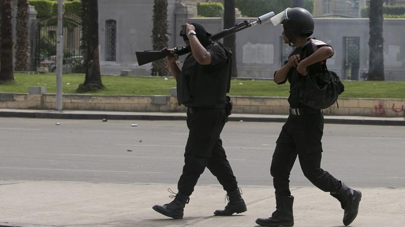 Ägypten tötet mutmaßliche Terroristen - Ausnahmezustand verlängert