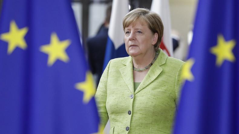 Merkel in Brüssel: Zukunft der EU hat Vorrang vor Brexit