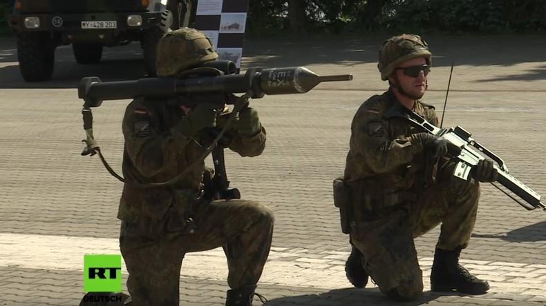 Gegen Russland: Bundeswehr übernimmt Führung an NATO-Ostflanke in Litauen