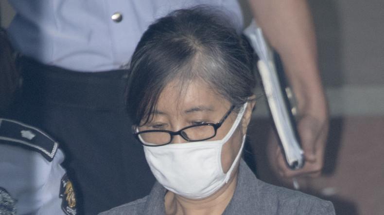 Korruptionsaffäre in Südkorea: Freundin von Ex-Präsidentin verurteilt