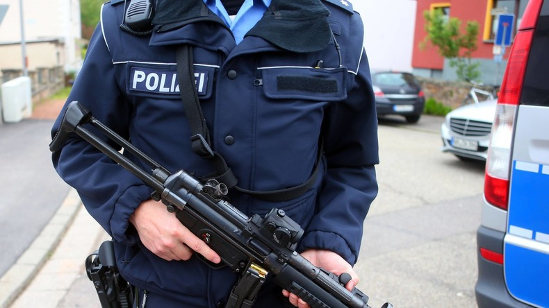 Razzia gegen Rechtsextremisten in Thüringen