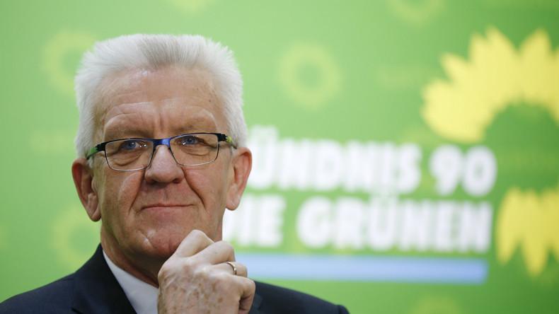 """""""Wie kann man so ein Zeug verzapfen?"""" – Grüner Ministerpräsident Kretschmann basht eigene Partei"""